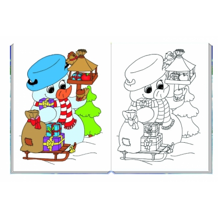 Malset Weihnachten Trötsch Verlag Online Shop