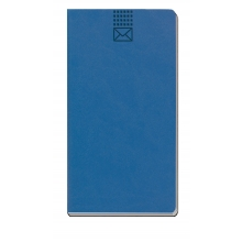 Adressbuch Soft Touch Slim A6