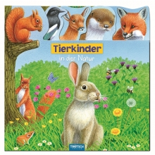 "Registerbuch ""Tierkinder in der Natur"""