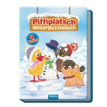 Winterpuzzlebuch Pittiplatsch