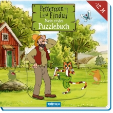 Mein 1. Puzzlebuch Pettersson